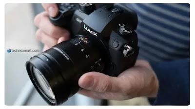 Mirrorless Cameras Of Panasonic Are Said To Use As Webcams