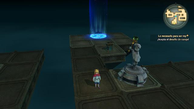 Ni No Kuni II: El Renacer de un Reino Prince´s Edition - Puzle cameo