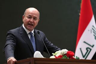 Kecemasan Virus Corona Memuncak, Irak Tutup Perbatasan dengan Iran