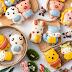 Cute Fruit, Vegetable Steam Dough, Buns(Baozi) Recipes For Kids - Recipes for Kids