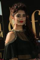 Ritika Singh in a Ethnic Deep Neck Dark Green Choli Ghagra at IIFA Utsavam Awards March 2017 ~ 030.JPG