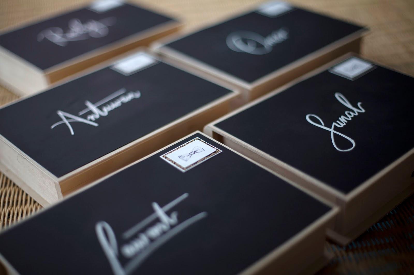 groomsmen boxes