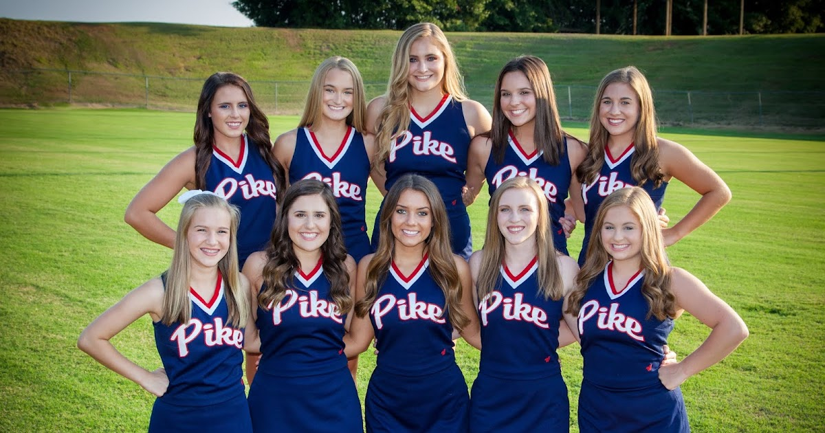 Pike Patriots Cheer