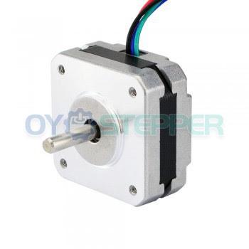 APPLICATION ON NEMA 17 Steppering Motor FOR 3D Printers