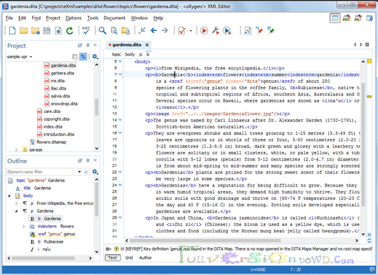 Oxygen XML Editor Full Keygen
