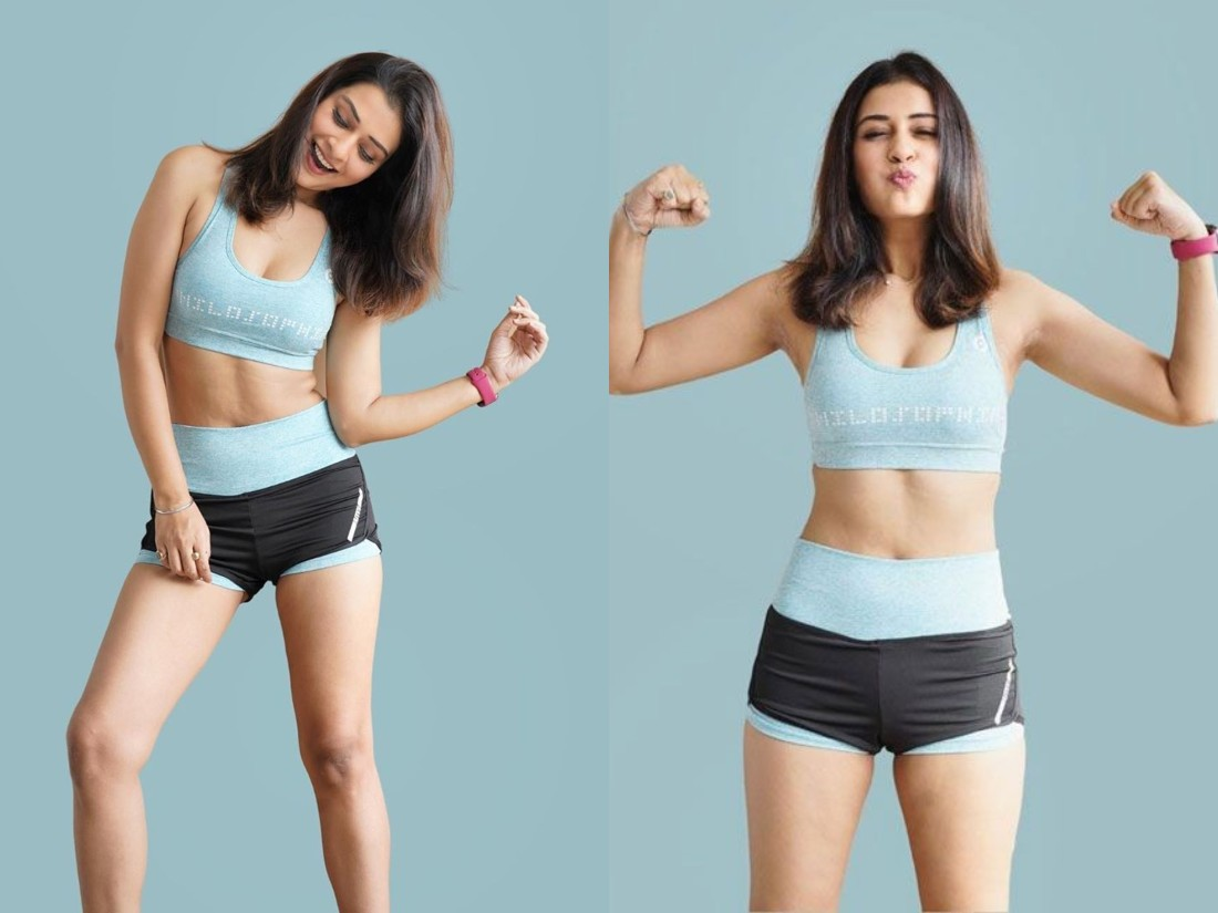 Beauty Fitness: Payal Looks Stunning within the New Shape