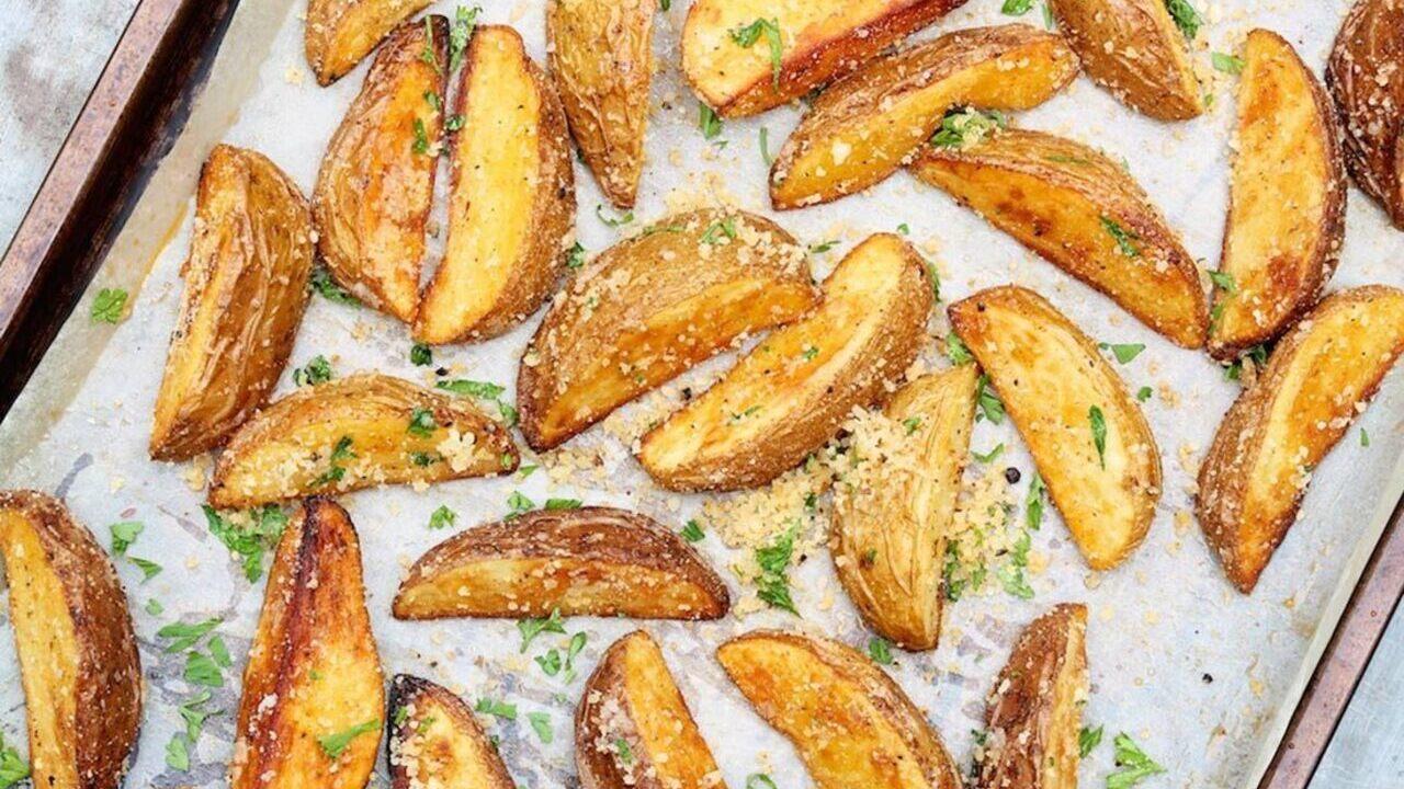 Resep Mudah Membuat Potato Wedges Yang Enak