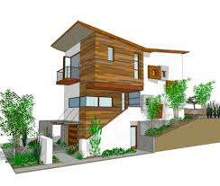 Collection 50 Beautiful Narrow House Design For A 2 Story