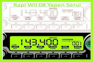 Callbook Rapi WIL.08 Update Data Base SDPPI 2020