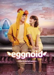 Eggnoid: Cinta dan Portal Waktu (2019)