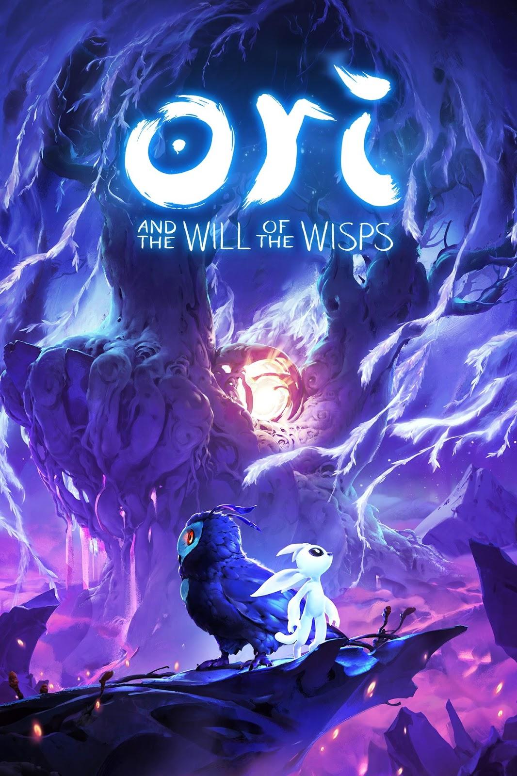 Descargar Ori And The Will Of The Wisps PC Cover Caratula
