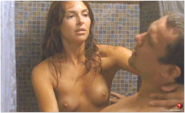 Ольга Фадеева голая грудь