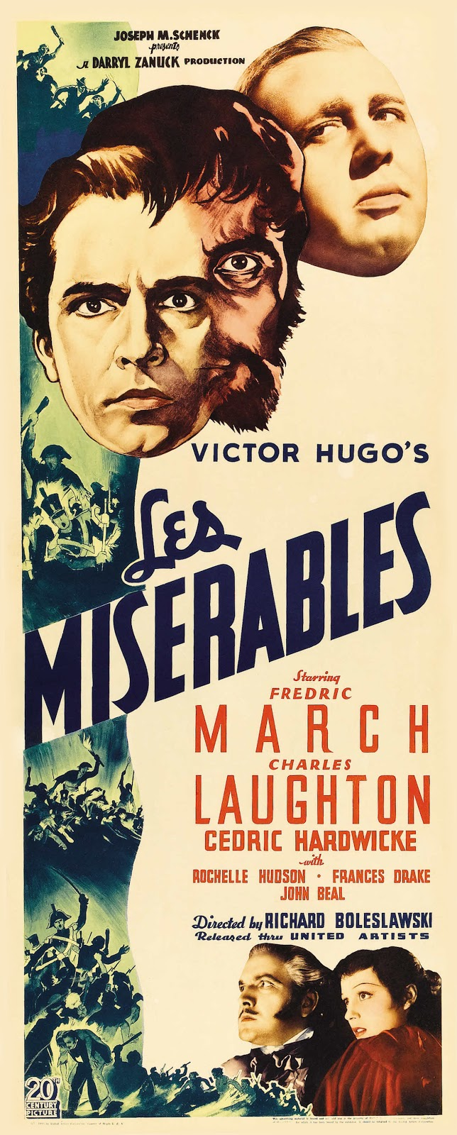 An adaptation Victor Hugo's massive novel Les Misérables would be a huge  undertaking for anyone wishing to do so. For the first time the classic  French ...