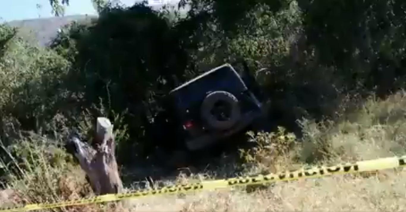 FOTOS: 2 MUERTOS durante ENFRENTAMIENTO entre Sicarios de Los Viagras y del CJNG