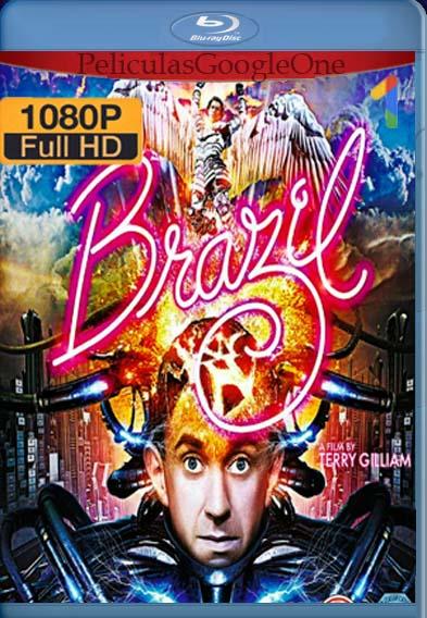 Brazil[1985] [1080p BRrip] [Latino-Inglés] [lachapelHD]