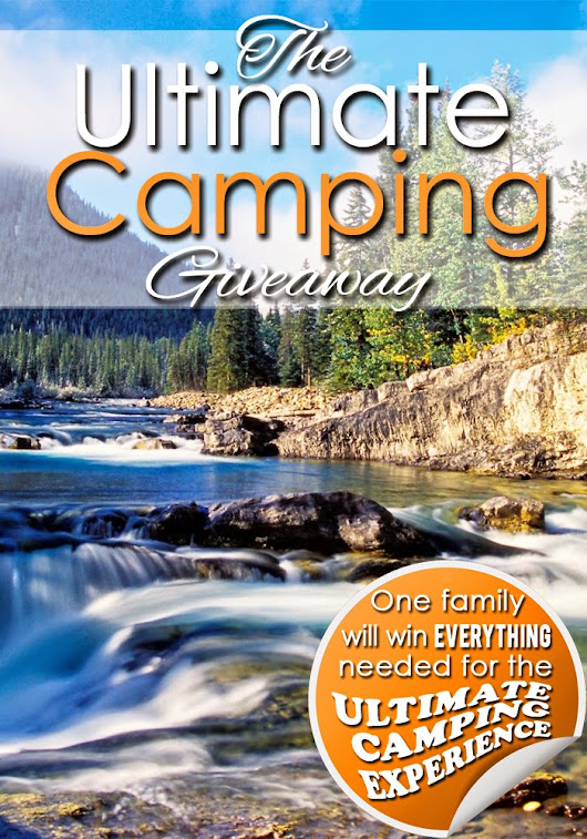The Ultimate Camping Giveaway!