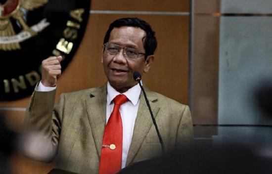 Demo Ricuh Omnibus Law, Mahfud Pastikan Penangkapan Berlanjut