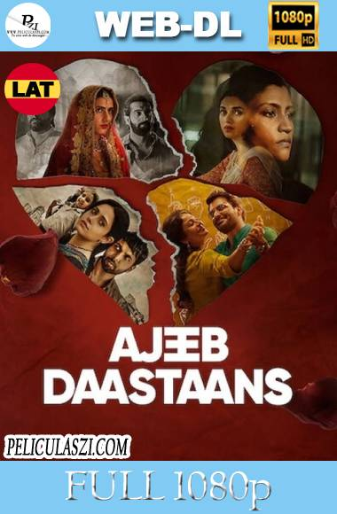 Ajeeb Daastaans (2021) Full HD NF WEB-DL 1080p Dual-Latino VIP