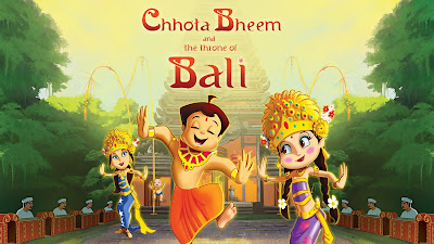 CHHOTA BHEM AND THE THRONE OF BALI