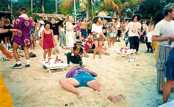 They're not making it anymore. but that's not entirely true. Koh Phangan Tales Wild Times On The Islands Full Moon Party 1994