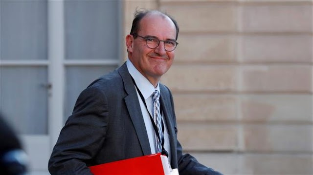 French President Emmanuel Macron appoints Jean Castex as new prime minister after government reigns