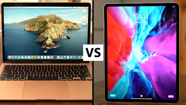 M1 MacBook vs iPad Pro & Air: Which Should You buy?
