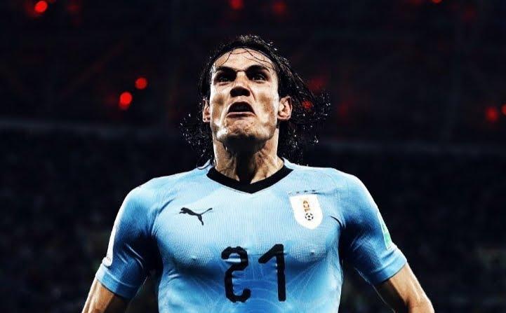Uruguay-Portogallo 2-1: doppietta di Cavani, Cristiano Ronaldo a casa | Mondiali Calcio Russia 2018