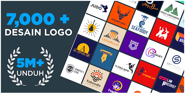 Logo adalah salah satu identitas yang dapat dipergunakan untuk membuat suatu produk atau usaha menjadi lebih mudah dikenal dan diingat oleh banyak pihak. Tentunya dengan adanya logo yang bagus akan menciptakan band menjadi lebih bagus juga.    Kamu sedang bingung untuk memilih aplikasi untuk membuat logo di Android? Berikut adalah 10 Aplikasi pembuat logo terbaik di Android yang dapat kamu jadikan bahan pertimbangan dalam memilih aplikasi pembuat logo di Android secara gratis.      1. Logo Maker Plus – Graphic Design & Logo Creator      Logo Maker Plus – Graphic Design & Logo Creator merupakan Aplikasi yang dapat membantu anda dalam pembuatan logo maupun desain grafik secara GRATIS yang menyediakan elemen grafis gratis pada setiap kategori yang anda perlukan.       Fitur - Fitur Aplikasi Logo Maker Plus – Graphic Design & Logo Creator  Menambahkan logo baru merupakan fitur yang berfungsi sebagai penyedia sumber atau inspirasi dari berbagai elemen untuk memudahkan dalam pembuatan logo. Tambahkan Teks merupakan fitur untuk memudahkan kamu dalam menambahkan teks maupun nama dari logo tersebut Tambahkan Gambar memiliki fungsi yang memungkinkan kamu menambahkan gambar pada logo untuk menambah nilai estetika dari logo kamu. Menggambar merupakan fitur yang memiliki fungsi yang memudahkan kamu dalam membuat bentuk bentuk sesuai keinginanmu. Ganti latar dapat kamu gunakan untuk mengganti warna latar belakang dari logo yang kamu inginkan. Warna kamu dapat mengganti berbagai warna untuk setiap fitur diatas,mulai dari mengganti warna logo,warna teks,warna latar belakang,semua dapat kamu atur dengan mudah.   Keunggulan Aplikasi Logo Maker Plus – Graphic Design & Logo Creator    Logo Maker Plus – Graphic Design & Logo Creator memiliki berbagai keunggulan,mulai dari mudah dalam mengoprasikan,fitur yang dinilai lengkap,serta hasil yang baik.       2. Canva      Canva adalah Aplikasi yang dapat kamu download diplaystore secara gratis,Aplikasi ini memungkinkan kamu dapat membuat desa