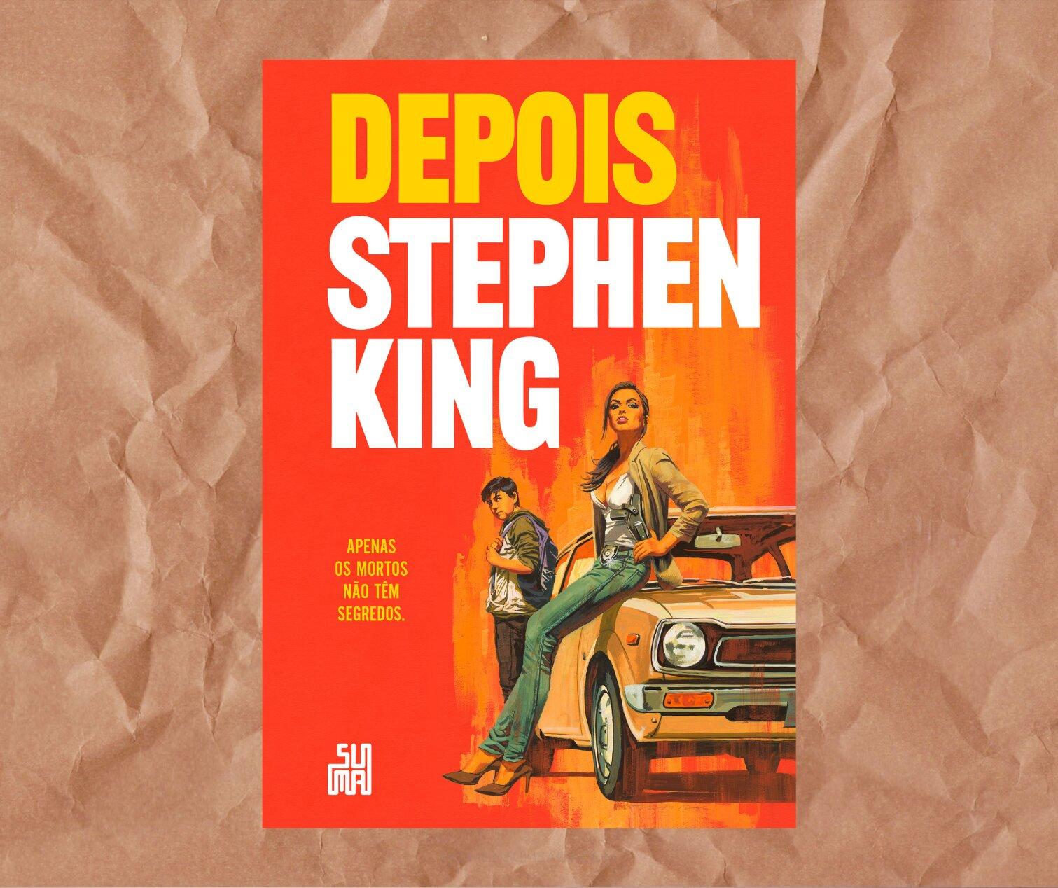 Resenha: Depois, de Stephen King
