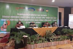 BKN dan BPKP Papua Verifikasi Kembali Data 20 Ribu Tenaga Honorer