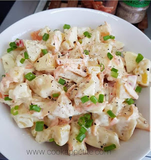 The Best Potato Salad Recipe