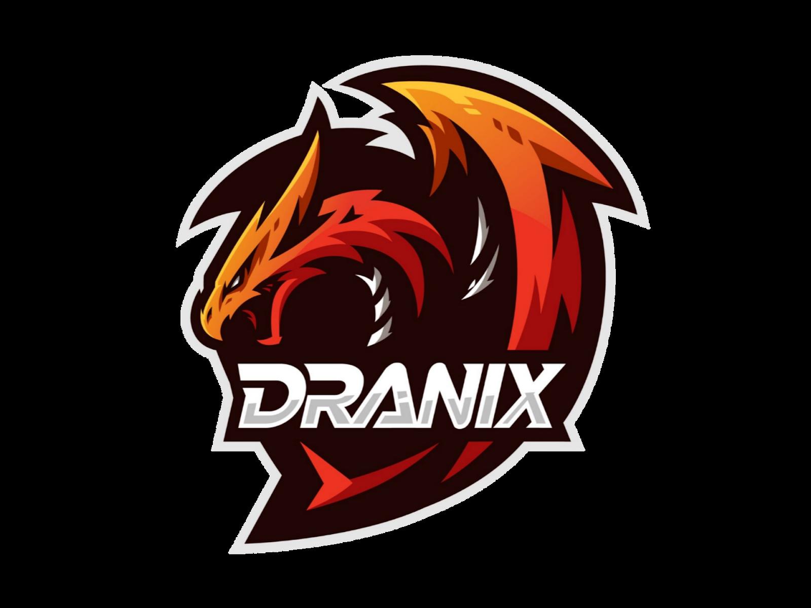 Logo Dranix Esports Format PNG