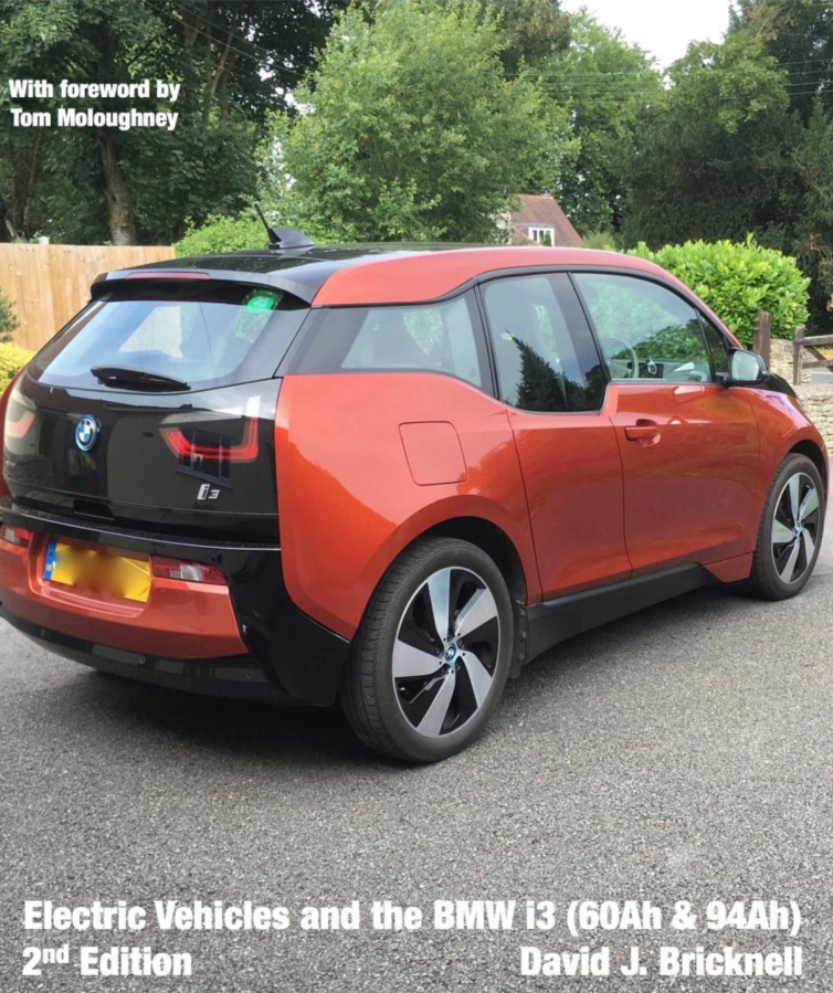 The Electric Bmw I3 December 2016