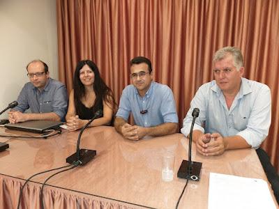 Ενημέρωση επιχειρήσεων για το Τοπικό Σύμφωνο Υποστήριξης & Ανάπτυξης της Διαδρομής των Αρχαίων Θεάτρων της Ηπείρου