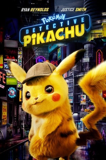 Pokemon Detective Pikachu 2019 Dual Audio Hindi ORG 300MB Movie Download Bolly4ufree.in