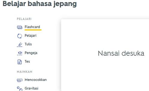 Website Belajar Bahasa Jepang Gratis Terbaik
