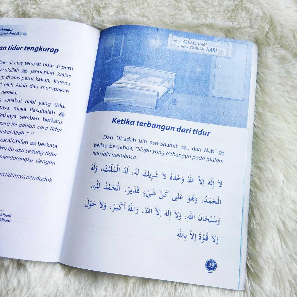 Buku Ku Lalui Malamku dengan Sunnah Nabiku Al Humaira