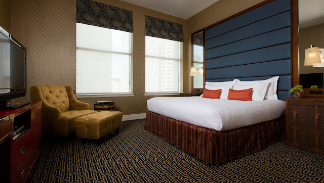Kimpton Hotel Monaco Baltimore Inner Harbor offers guests a unique experience that begins with our historic building and outstanding service and amenities.
