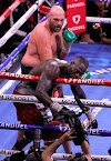 Deontay Wilder Gets Six-Month Ban, Fury Suspended