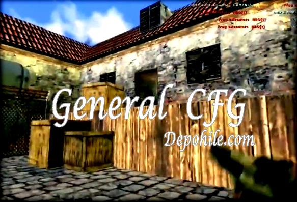 Counter Strike 1.6 General Bey CFG Aim, FPS Hilesi Ekim 2020