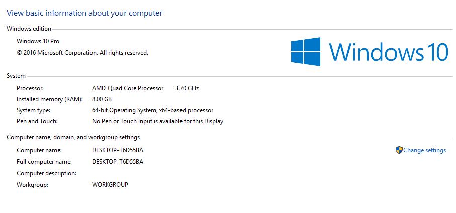 Mengecek Sistem Operasi