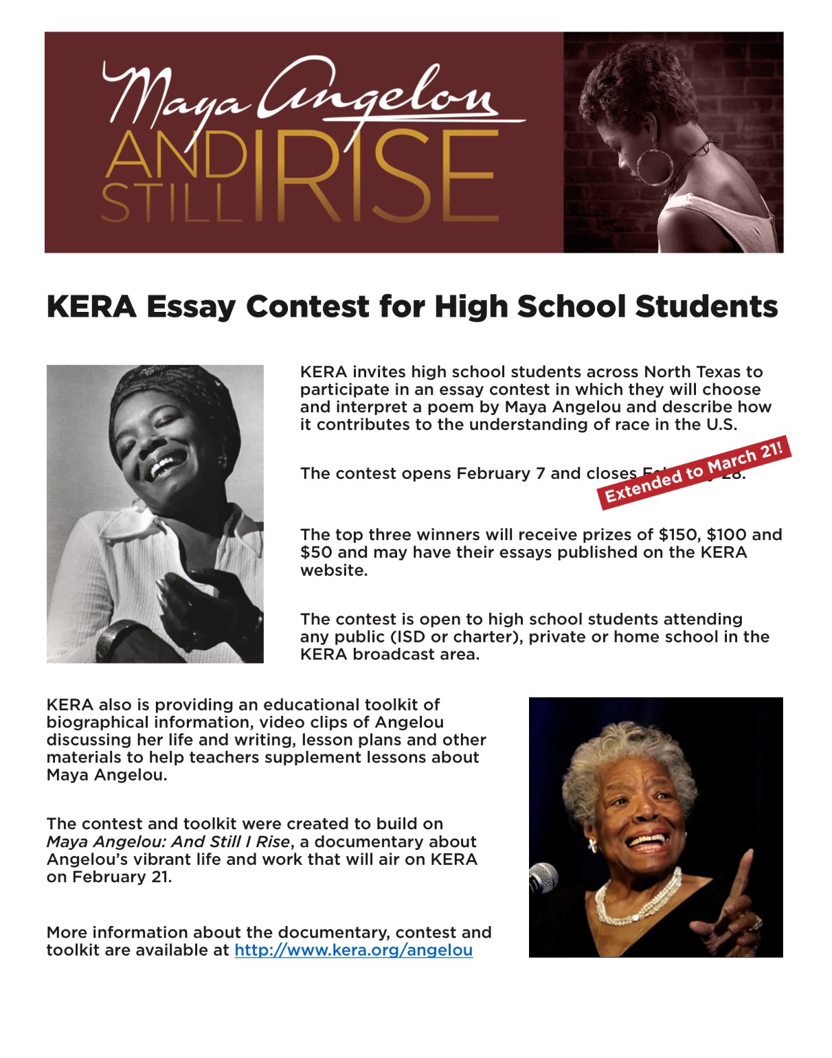 Still i rise by maya angelou essay