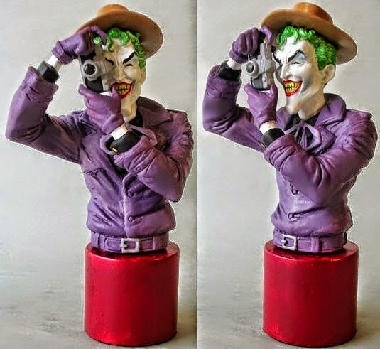 Jasa pembuatan maskot patung karakter Joker