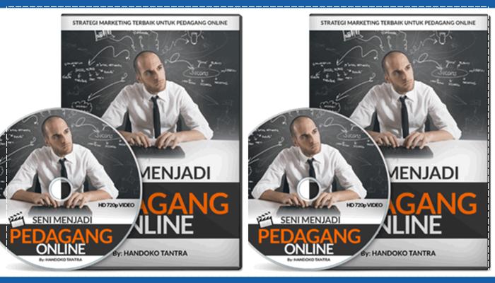 Seni Menjadi Pedagang Online