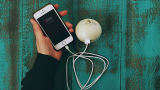 Charging Your Phone With an Onion: A Joke or An Ultimate Life cheat?