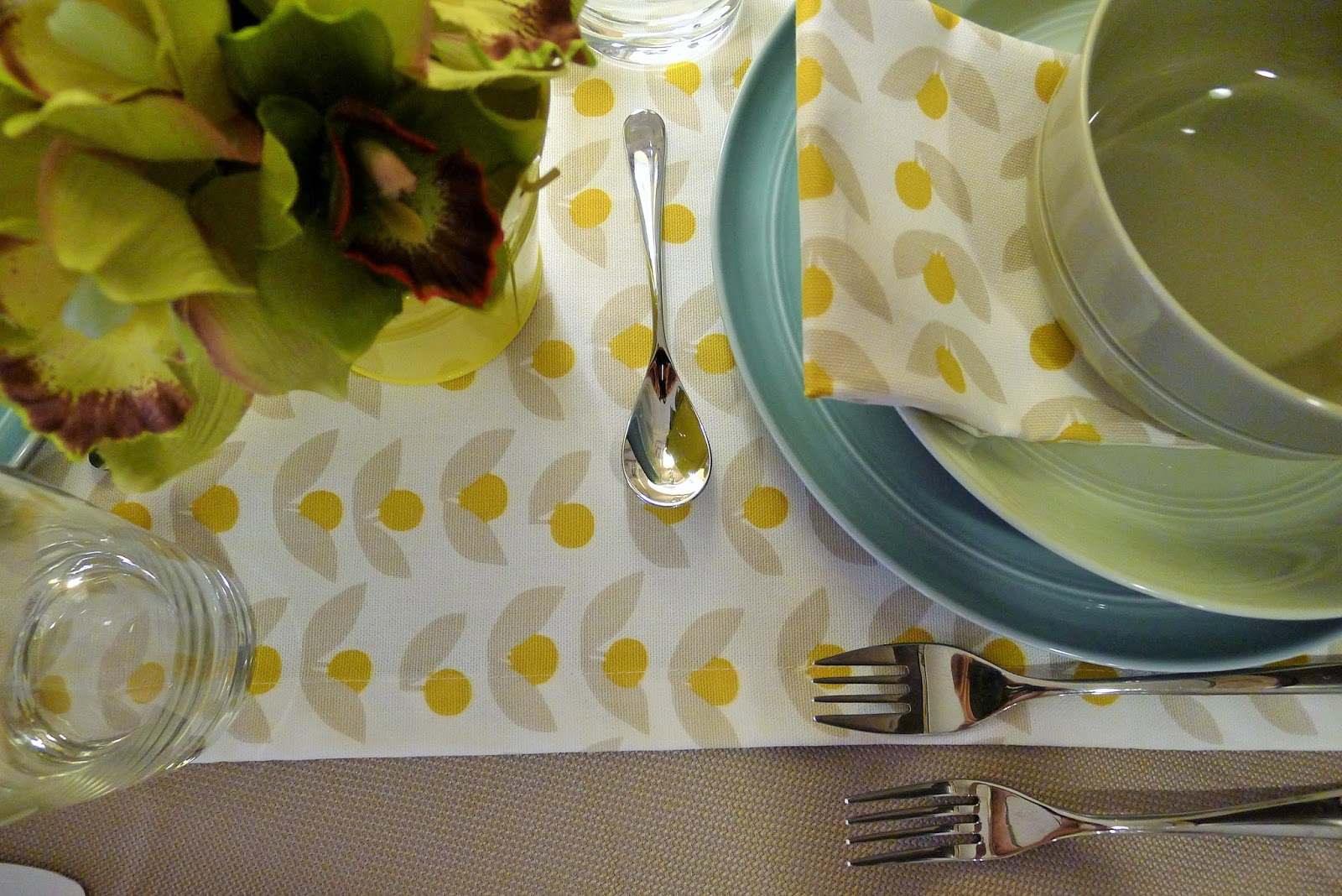 The beauty of bespoke: throw pillow covers and table linens using ...