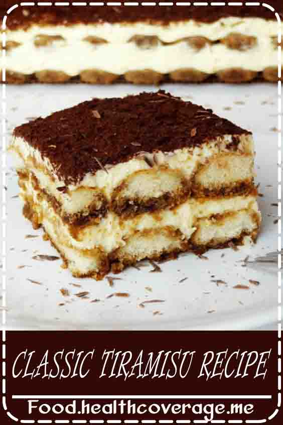 This Classic Tiramisu is a simple, soft and delicious Italian recipe. If you haven't made tiramisu before, now's the time! Even if you've never thought of yourself as a fan, this one might just change your mind!