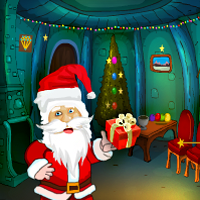 G4E Santa Claus Home Escape