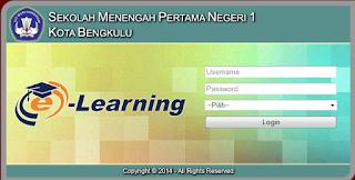 loginele - Contoh E-Learning Sederhana Dengan Php Mysql