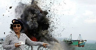 Kata Bijak Catatan Mata Najwa Shihab Tentang Bu Susi